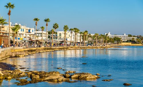 Paphos maintains its position as the most popular spot to overseas buyers and investors