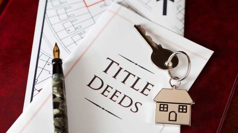 New obstacle to solving title-deed mess